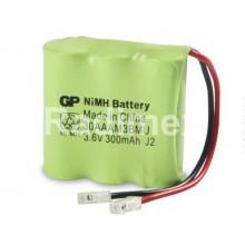 Батерия пакет 3.6V/300mAh