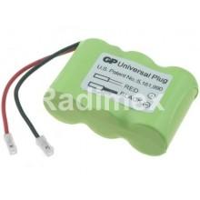 Батерия пакет 3.6V/300mAh PAN