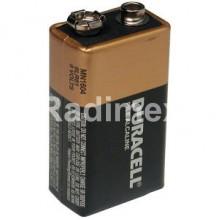 Батерия 9V, Duracell