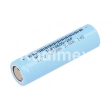 Акумулатор Li-Ion 3.6V/2550mAh MR18650