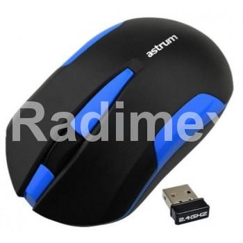 Безжична мишка за компютър ASTRUM AERO 2.4G