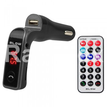FM трансмитер BLOW с Bluetooth