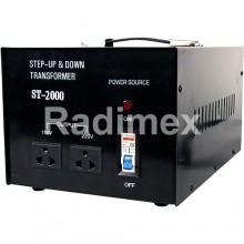 Конвертор на напрежение 220-110V  и обратно, 2000W