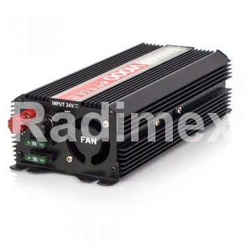 Инвертор 24-220V 500W