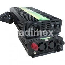 Инвертор 24-220V 600W Charge