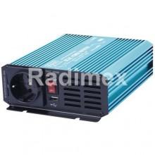Инвертор 24-220V 600W чиста синусоида