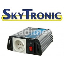Инвертор 12-220V 300W Skytronic