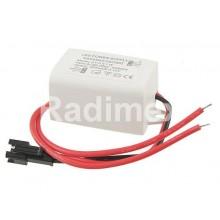 Захранващо устройство за светодиодно осветление 12V/300mA