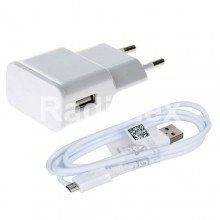 Адаптер USB 220V-5V/2.1A