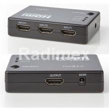 HDMI разклонител 1-3 Full HD