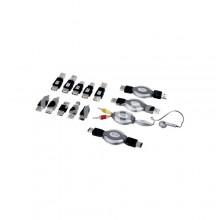 Комплект USB преходници с калъф