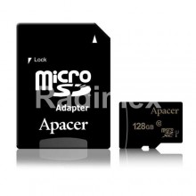 Micro SD карта памет 128GB APACER