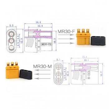 Съединител DC MR30-FB