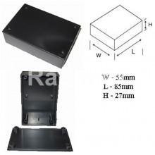 Монтажна кутия 85x55x27мм, К1-1