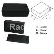 Монтажна кутия 81x46x21мм, К10