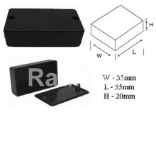 Монтажна кутия 57x36x20мм, К9