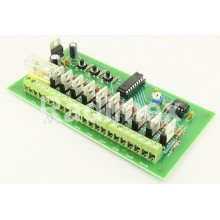 Програмируем контролер за светлинни ефекти от 1 до 10 канала