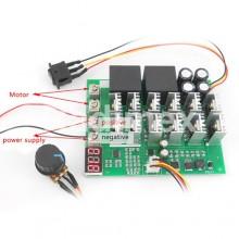 Регулатор на скоростта на постоянно токови двигатели 100A max