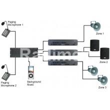 Монтаж на озвучителни системи, видеонаблюдение, контрол на достъпа и ефектно осветление