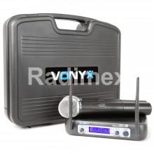 Безжичен микрофон WM512 VHF