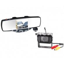 Видеорекордер за автомобил с две камери CDR302W