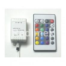 Контролер за светодиодна лента RGB-24K