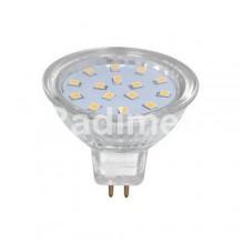 Светодиодна лампа VL MR16 2.5W 12V WW