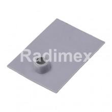 Изолационна подложка TO220 - силикон VT
