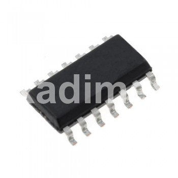 Интегрална схема 4066 SMD