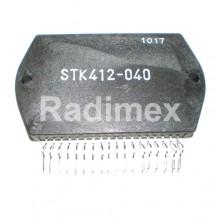 Интегрална схема STK412-040