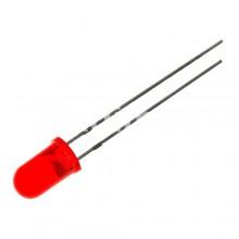 Светодиод F5R червен 12V