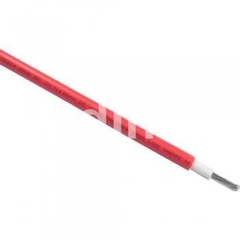Кабел за соларни системи 4мм2 - червен