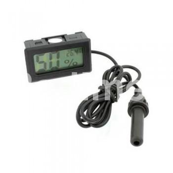 Цифров термометър и влагомер T164A, -50...+70°C