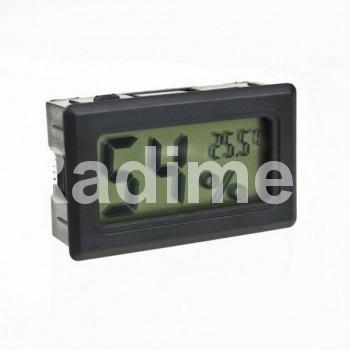 Цифров термометър за измерване на температура и влага TH004