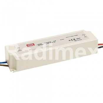 Захранващо устройство за светодиодно осветление LPV-100-12V