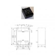 Трансформатор ANG 2x9V/1.33A