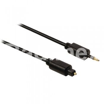 Оптичен кабел към 3,5мм жак -3,00м