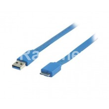 Кабел USB A,М-USB Micro B,М - USB3.0