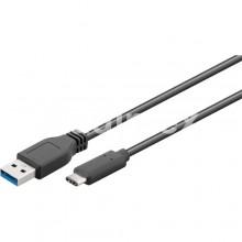 Кабел USB 3.0 - TYPE-C