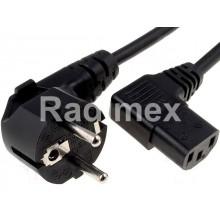Захранващ кабел-Г-образен