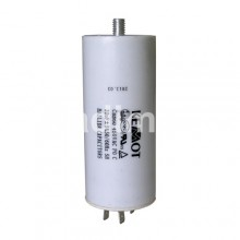 Кондензатор за двигатели 30µF/450V+GRD