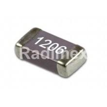 Кондензатор керамичен 330pF/63V, SMD1206
