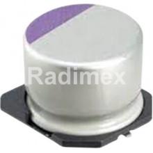 Електролитен кондензатор 4,7µF/50V