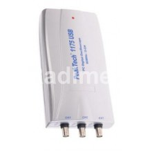 Цифров USB осцилоскоп PEAKTECH 1175, 2x60MHz