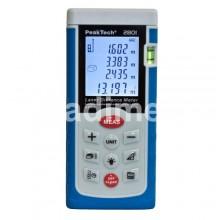 Лазерен уред за измерване на разстояние PEAKTECH 2801