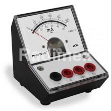Аналогов амперметър PEAKTECH 50mA / 500mA / 5A DC