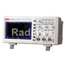Цифров осцилоскоп UTD2052CEX, 2x50MHz