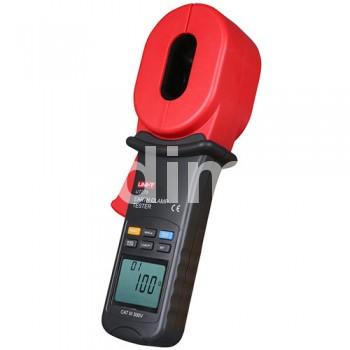 Клещи за измерване на земно съпротивление UT275