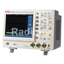 Цифров осцилоскоп UTD5102C, 2x1GHz
