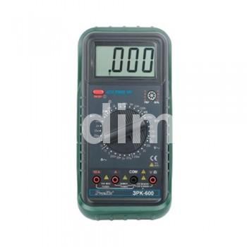 Цифрови мултицет 3PK600